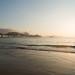 Sunrise @Copacabana Beach , Rio de Janeiro, Brazil