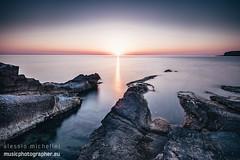 Isolidda, Sicily (darkmavis) Tags: cliffs isolidda longexposure mediterraneansea nature sanvitolocapo seascape seaside sicilia sicily sunset italy it
