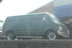 Photo of American Ford Van