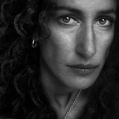 One Fine Day (.Betina.) Tags: betinalaplante bb portrait portraiture monochrome blackandwhite self iphoneography woman