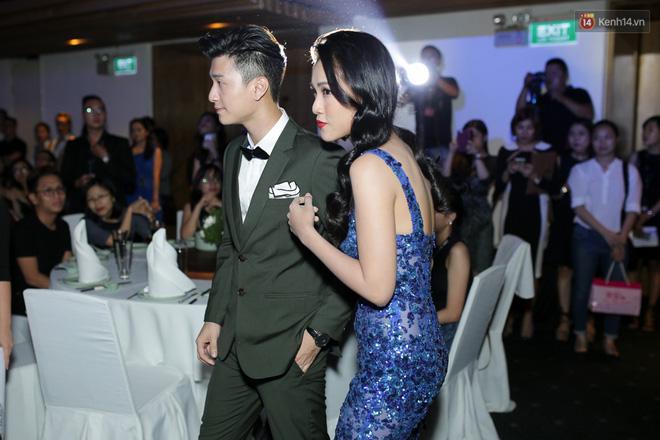 Hậu chia tay, Huỳnh Anh và Hoàng Oanh xuất hiện thân mật, hội ngộ dàn sao khủng trên thảm xanh! - Ảnh 6.