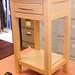 Maple 1 drawer locker E35