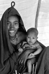 Mali (United Nations Photo) Tags: indigenouspeoples drought mothers portraits nara mali