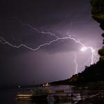 A summer storm thumbnail