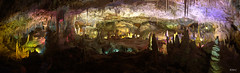 Cave Panoramic (Rob McC) Tags: panorama panoramic cave portocristo mallora majorca spain stalagmite columns limestone geology geological formations light subterranean underground