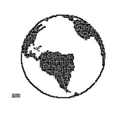 The Holy Quran, 2:21-22 (Ahmadzeid) Tags: america florida ocean earth kufi art imitation squared style design quran lord god allah muhammad sky southamerica argentina bolivia brazil chile colombia paraguay peru uruguay venezuela africa marocco algeria morocco western sahara senegal nigeria canada atlanticocean mexico spain antarctica islam