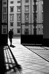 gateway (gerhard.haindl) Tags: e2s3739v1 bw bnw blackandwhite noiretblanc monochrome hofburg vienna fujifilm