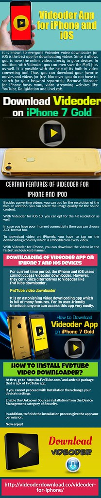 Videoder for iphone 7