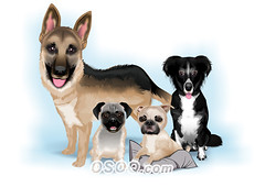910019 (Osoq.com) Tags: wwwosoqcom pet animal caricature