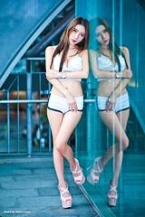 DSC_5226 (Albert-Chen) Tags: nikon d700 沈琪琪 大安森林公園 外拍 人像 性感 sexy