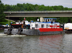 Muflon-05 (ENI 08351036) (Parchimer) Tags: schubboot pushboat towboat pousseur pchacz duwboot spintore empurradorfluvial binnenschiff tolómotorhajó pushertug uelzen elbeseitenkanal