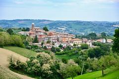 Serrungarina 2017 – View (Michiel2005) Tags: view uitzicht dorp stad serrungarina marche marken demarken italy italië italia
