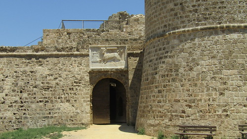 Othello Castle, Famagusta