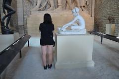 Ironie (RarOiseau) Tags: dijon côtedor ville musée sculpture rude intérieur
