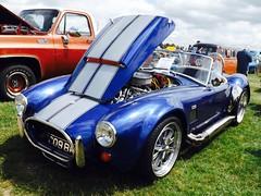AC COBRA 6.3cc (lindabalone) Tags: fugifilm accobra vintagecar classiccarshow
