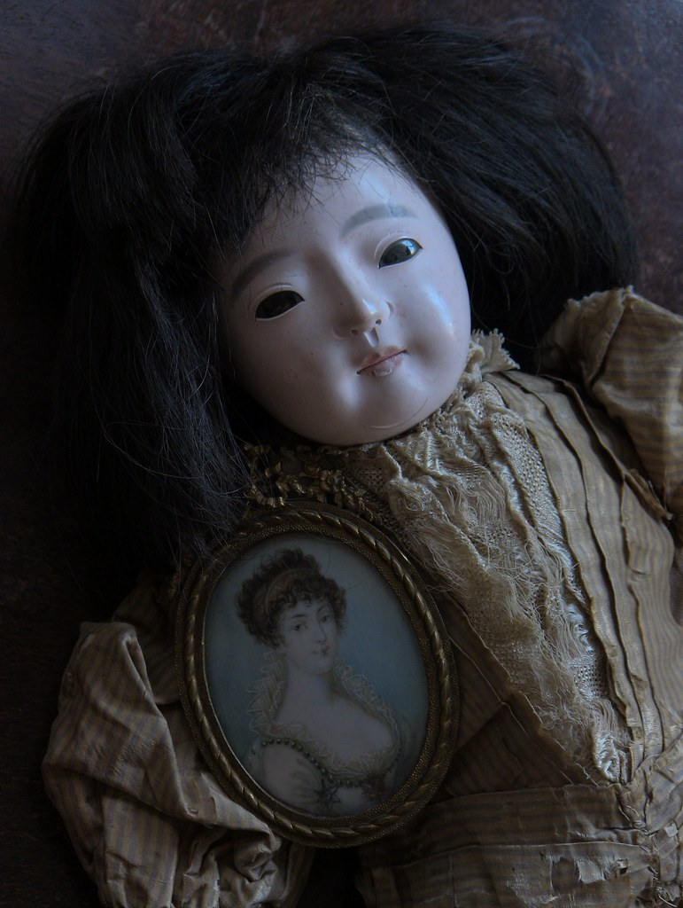 Creepy Japanese Toy : The world s best photos of art and cry flickr hive mind