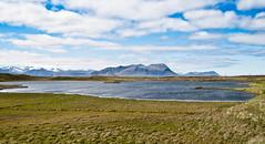 (geh2012) Tags: bjarnarhafnarfjall vatn lake fjall mountain ský cloud gunnareiríkur geh gunnareiríkurhauksson
