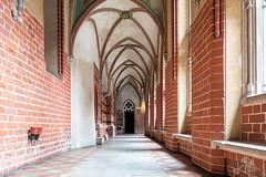 MALBORK 004 (The Gruss) Tags: nikon d7100 sigma 1835 tripod polska malbork architektura korytarz trip castle corridor wycieczka amazing place