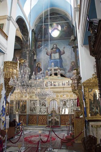 Hania Cathedral Interior