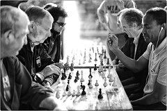 Untitled (Steve Lundqvist) Tags: chess game games playing play street photography sweden stockholm portrait