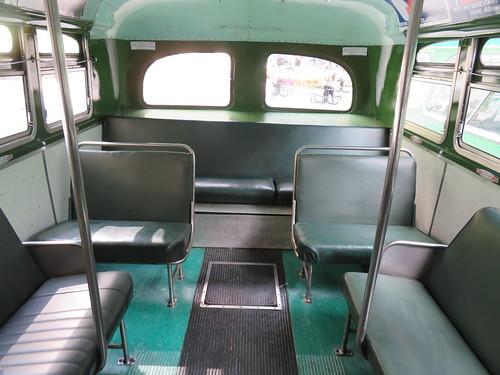 CTA Vintage Bus 1960