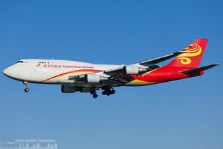 B-2435 Yangtze River Express Boeing 747-481(BDSF) (AMS - EHAM)