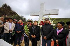 "Ministra Pérez Tello inauguró santuario ecológico en memoria de los mártires de Uchuraccay • <a style=""font-size:0.8em;"" href=""http://www.flickr.com/photos/156664909@N08/35499531460/"" target=""_blank"">View on Flickr</a>"