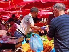 Dolac food market
