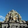 Temple ruined by tsunami in Chenkkalady (JulienLec) Tags: srilanka rugam batticaloa chenkkalady tamultemple tsunami vishnu