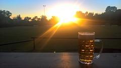 Sportplatz-Bier