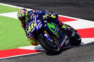 YAMAHA / VALENTINO ROSSI / ITA / MOVISTAR YAMAHA MotoGP