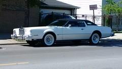 '74-'76 Continental Mark IV #1 (artistmac) Tags: chicago il illinois city urban street continentalmarkiv coupe personalluxury car automobile lincoln ford 5mphbumpers whitewalltires pimpmobile