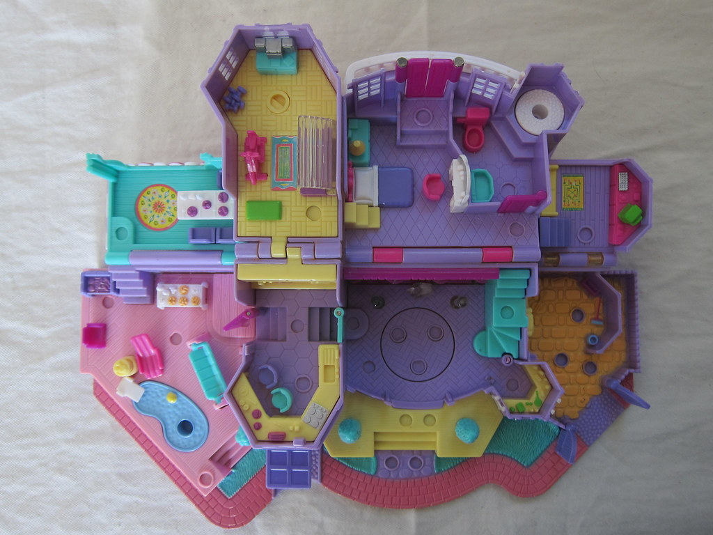 2 Badezimmer ??? Polly Pocket