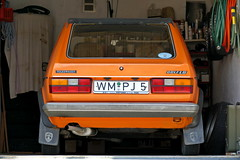 VW Golf I (vwcorrado89) Tags: vw golf i rabbit volkswagen 1 mk1 mki mk hatchback