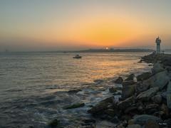 Mendirek_ Pictar(iphone 6s) (obilgili) Tags: sunset iphone6s pictar slowshutterapp tripod kadıköy istanbul