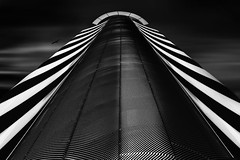 ...highway... (*ines_maria) Tags: high fly bird italy architecture blacksky lookup urbanart city cityscape beach skyscraper bw blackandwhite mono monochrome