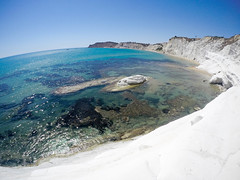 Scala dei Turchi, Realmonte, Sicily (kid-d) Tags: scala turchi realmonte sicily white cliffs beach sea
