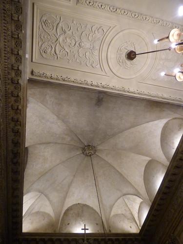 Patriarche Beaune - ceiling