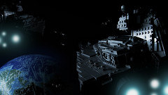 Invasion of Kashyyyk (informations to join the group in the description below) (ruleyourgalaxy) Tags: lego star wars dark times destroyer kashyyyk invasion empire fleet