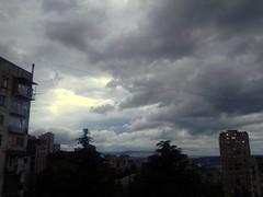 Nutsubidze Plato, Tbilisi, Georgia (Anna Gelashvili) Tags: sky nutsubidzeplato tbilisi georgia тбилиси грузия ნუცუბიძისპლატო თბილისი საქართველო ღრუბელი ღრუბლები ცა