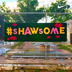 #activetransportation where every day is #SHawesome #Shaw #instaDC #DC #LoveThisCentury