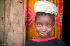 Sierra Leone (Miro May) Tags: afrika africa afrique art beautiful culture colors colourful canon children child childhood childswork sierraleone portrait travel tradition eyes