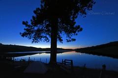 Camp Spot (bonniecairns1) Tags: blue bluehour nofilter longexposure camping lake outdoors water canada supernaturalbc bc nikonphotography nikon bonniecairns nature naturephotography