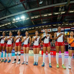 "Equipo voleibol femenino de República Dominicana en Holanda • <a style=""font-size:0.8em;"" href=""http://www.flickr.com/photos/143921865@N05/35834249076/"" target=""_blank"">View on Flickr</a>"