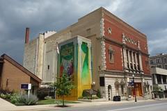 Mishler Theatre Mural (YouTuber) Tags: mishlertheatre altoona pennsylvania 12thavenue altoonatheater