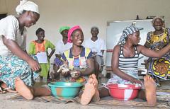 Counting their earnings (USAID Liberia) Tags: entrepreneur entrepreneurship entrepreneurs smallbusiness savingsandloan africa women womenowned usaid