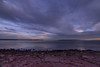 02072017-_95A3617 (daniela estañita) Tags: chocon atardecer nubes rojo arcilla agua lago neuquen