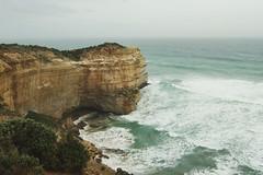 Love Spreads (Swebbatron) Tags: australia victoria coast ocean 2008 greatoceanroad 12apostles twelveapostles waves surf swell radlab fuji portcampbell