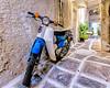 Parikia, Paros (Kevin R Thornton) Tags: moped nikon travel parikia mediterranean greece paros d90 transport egeo gr