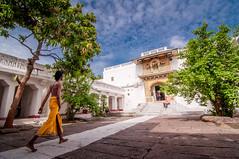 SitarambagTempleHyd_036 (SaurabhChatterjee) Tags: hinduceremony httpsiaphotographyin puja rama rangoli rituals saurabhchatterjee siaphotography sitarambag sitarambaghtemple